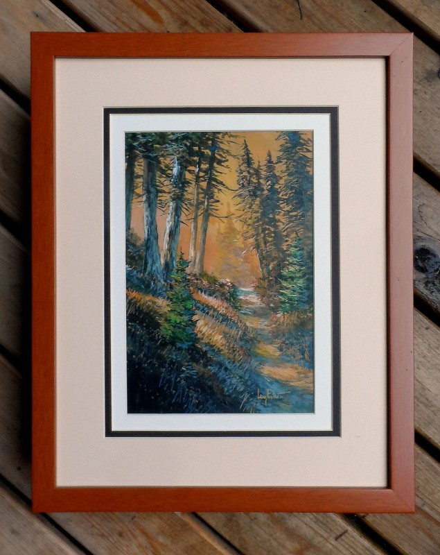 Up-the-Hill-framed