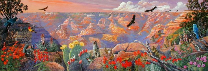 Eifert_mural_Grand_Canyon_NP
